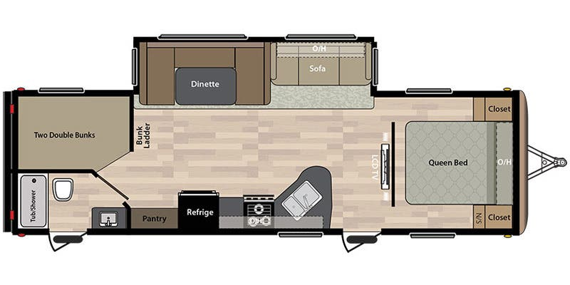 Springdale floor plan