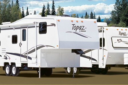 Travel Trailers / 5th Wheels
